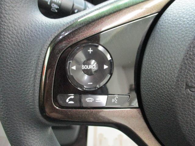 G・Lホンダセンシング ワンオーナー メモリーナビ フルセグ ブルートゥース オートエアコン バックカメラ 左側パワースライドドア ステアリングスイッチ オートライト フォグライト スマートキー プッシュスタート(14枚目)