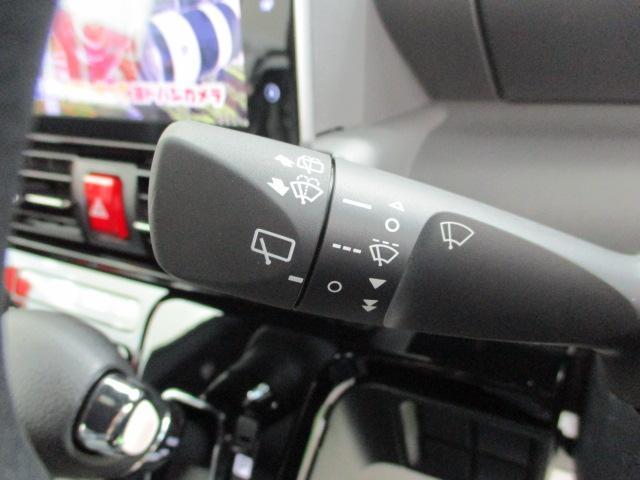 カスタムX 届出済未使用車 9インチナビ フルセグ 両側電動 バックカメラ オートエアコン リアワイパー ステアリングスイッチ LEDヘッドライト スマートキー ハーフレザーシート オートリトラミラー(16枚目)
