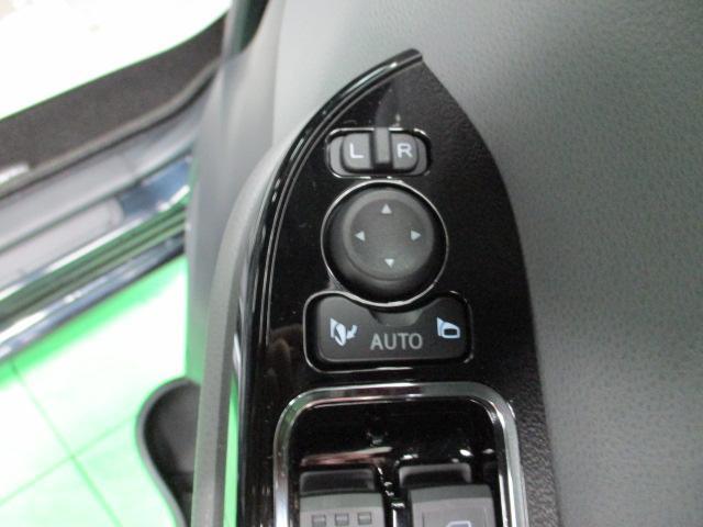 カスタムX 届出済未使用車 9インチナビ フルセグ 両側電動 バックカメラ オートエアコン リアワイパー ステアリングスイッチ LEDヘッドライト スマートキー ハーフレザーシート オートリトラミラー(22枚目)