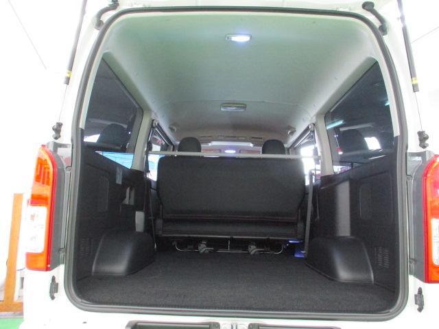 ロングスーパーGL ワンオーナー SDナビ フルセグ バックカメラ オートエアコン ステアリングスイッチ リアワイパー ウッドコンビハンドル スマートキー プッシュスタート 両側パワースライドドア オートハイビーム(6枚目)