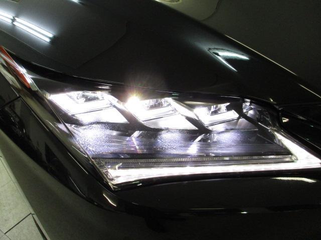 RX300 バージョンL ワンオーナー 茶革シート サンルーフ SDナビ フルセグ アラウンドモニター HUD シートヒーター シートエアコン ウッドコンビハンドル LEDヘッドライト フォグライト オートハイビーム(20枚目)