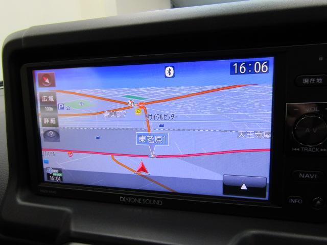 ローブ SDナビ フルセグ ETC ステアリングスイッチ オートエアコン スマートキー プッシュスタート アイドリングストップ シートヒーター チルトステア LEDヘッド アルミホイール(7枚目)