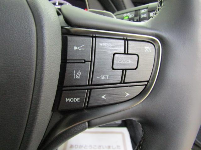 LS500 Iパッケージ スマートキー プッシュスタート デジタルインナーミラー LEDヘッドライト アイドリングストップ ヘッドアップディスプレイ 20インチアルミ ステアリングヒーター パワーシート エアサス ETC(15枚目)