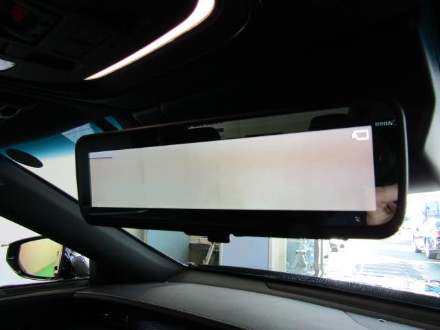 LS500 Iパッケージ スマートキー プッシュスタート デジタルインナーミラー LEDヘッドライト アイドリングストップ ヘッドアップディスプレイ 20インチアルミ ステアリングヒーター パワーシート エアサス ETC(22枚目)