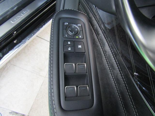 LS500 Iパッケージ スマートキー プッシュスタート デジタルインナーミラー LEDヘッドライト アイドリングストップ ヘッドアップディスプレイ 20インチアルミ ステアリングヒーター パワーシート エアサス ETC(25枚目)