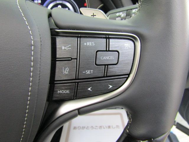 LS500h バージョンL フルセグ アラウンドモニター ヘッドアップディスプレイ サンルーフ レザーシート パワーシート シートエアコン シートヒーター PSKA BSM ステアリングスイッチ エアサス ETC2.0(20枚目)
