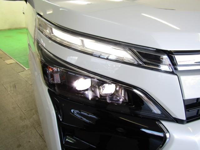 ZS 煌III LEDヘッドライト アイドリングストップ 両側パワースライドドア ライト付バニティミラー ABS ハーフレザーシート チルトステアリング シートリフター オートリトラミラー 16インチアルミ(28枚目)