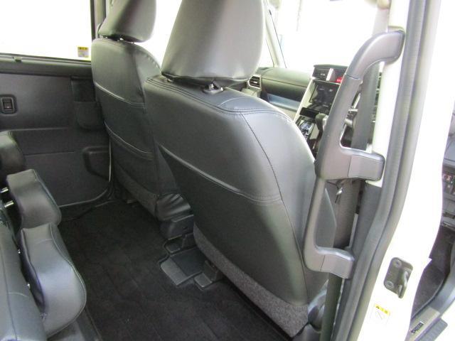 カスタムG ターボ SAII オートライト LEDヘッドライト スマートキー プッシュスタート クルーズコントロール エアバックオートリトラミラー 15インチアルミ 両側パワースライドドア フォグライト チルトステアリング(32枚目)