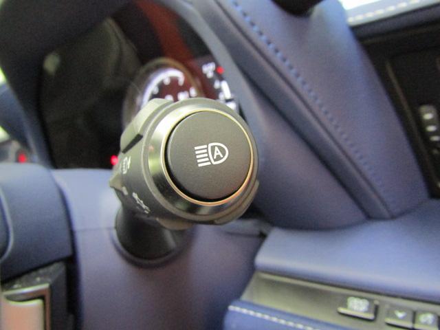 LC500 Lパッケージ ガラスルーフ パワーシート ETC オートリトラミラー 21インチアセーフティプラス ステアリングスイッチ パドルシフト HUD プッシュスタート  フルセグ ブルーレイ バックカメラ ABS(21枚目)
