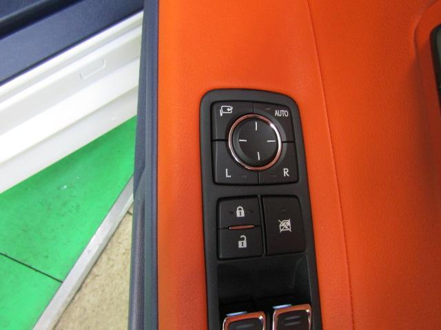 LC500 Lパッケージ ガラスルーフ パワーシート ETC オートリトラミラー 21インチアセーフティプラス ステアリングスイッチ パドルシフト HUD プッシュスタート  フルセグ ブルーレイ バックカメラ ABS(28枚目)