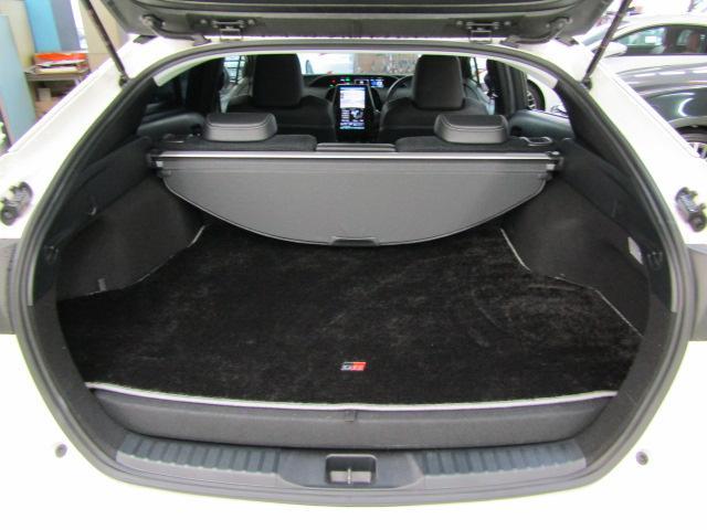 Sナビパッケージ・GRスポーツ ワンオーナー ステアリングスイッチ LEDヘッドライト フォグライト バックフォグ シートヒーター チルトステア ABS スマートキー オートリトラミラー 18インチアルミ プッシュスタート(6枚目)