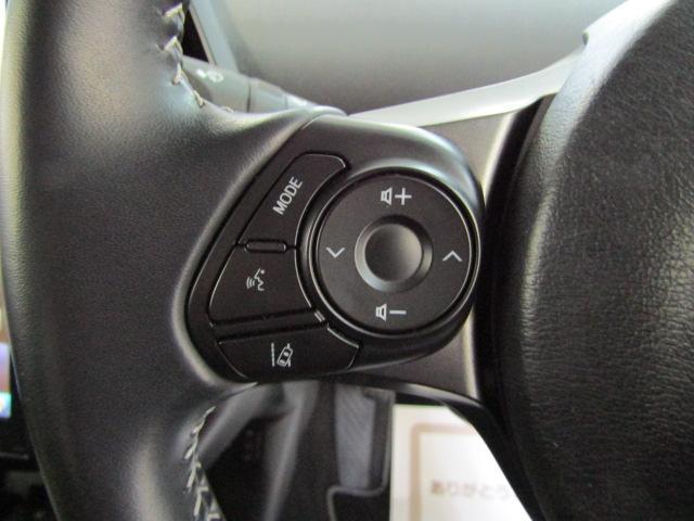 Sナビパッケージ・GRスポーツ ワンオーナー ステアリングスイッチ LEDヘッドライト フォグライト バックフォグ シートヒーター チルトステア ABS スマートキー オートリトラミラー 18インチアルミ プッシュスタート(14枚目)