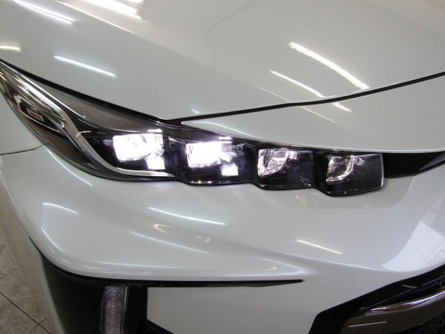 Sナビパッケージ・GRスポーツ ワンオーナー ステアリングスイッチ LEDヘッドライト フォグライト バックフォグ シートヒーター チルトステア ABS スマートキー オートリトラミラー 18インチアルミ プッシュスタート(20枚目)