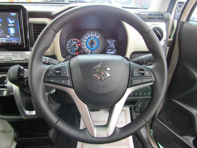 ハイブリッドMZ 8インチSDナビ フルセグ スマートキー ブルートゥース ミュージックサーバー オートエアコン ステアリングスイッチ リアワイパー パドルシフト クルーズコントロール アイドリングストップ(19枚目)