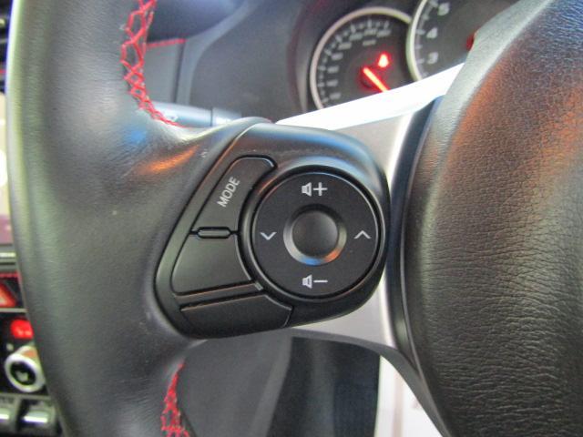 GT ワンオーナー SDナビ フルセグ ブルートゥース バックカメラ ステアスイッチ オートエアコン スマートキー プッシュスタート シートヒーター クルーズコントロール オートライト フォグライト(18枚目)
