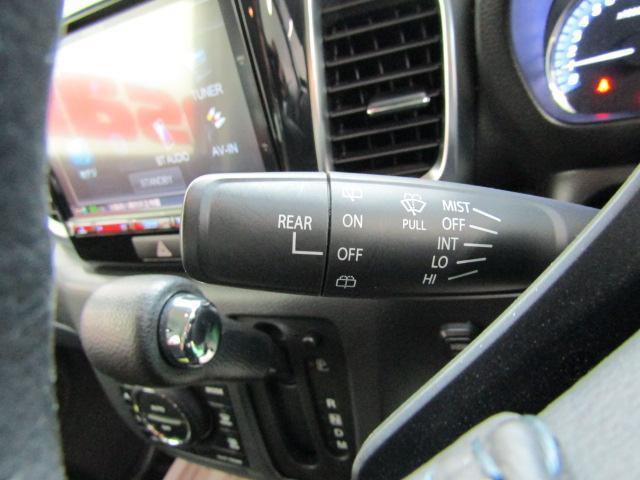 XSターボ フルセグ 8インチナビ ETC バックカメラ オートエアコン ステアリングスイッチ 両側パワースライドドア セキュリティアラーム 15インチアルミ フォグライト Aストップ リアワイパー バドルシフト(17枚目)
