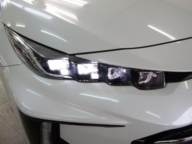 S GRスポーツ ワンオーナー 9インチナビ トヨタセーフティセンス フルセグ バックカメラ プッシュスタート ビルトインETC オートエアコン ステアリングスイッチ オートライト LEDヘッドライト フォグライト(30枚目)