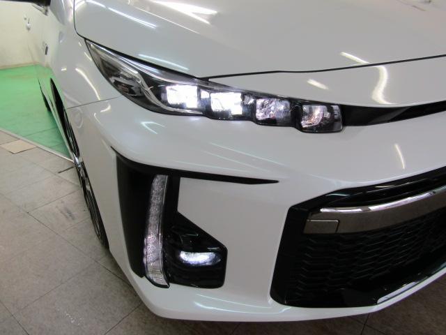 S GRスポーツ ワンオーナー 9インチナビ トヨタセーフティセンス フルセグ バックカメラ プッシュスタート ビルトインETC オートエアコン ステアリングスイッチ オートライト LEDヘッドライト フォグライト(31枚目)