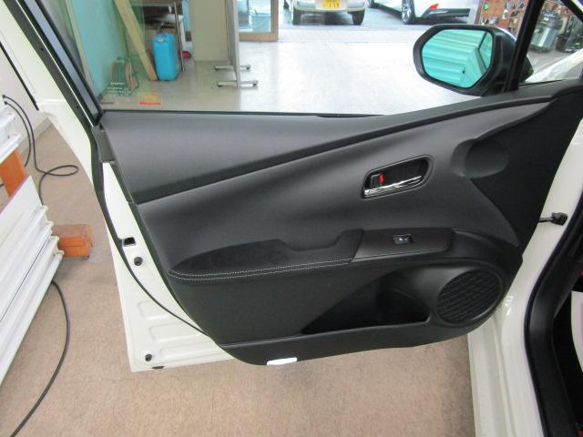 S GRスポーツ ワンオーナー 9インチナビ トヨタセーフティセンス フルセグ バックカメラ プッシュスタート ビルトインETC オートエアコン ステアリングスイッチ オートライト LEDヘッドライト フォグライト(38枚目)