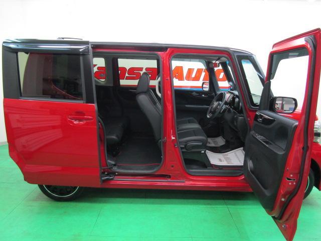 2トーンカラースタイル G・ターボLパッケージ ワンオーナー ABS フルセグ バックカメラ ステアリングスイッチ ビルトインETC チルトステアリング 両側パワースライドドア スマートキー プッシュスタート オートエアコン オートライト(28枚目)