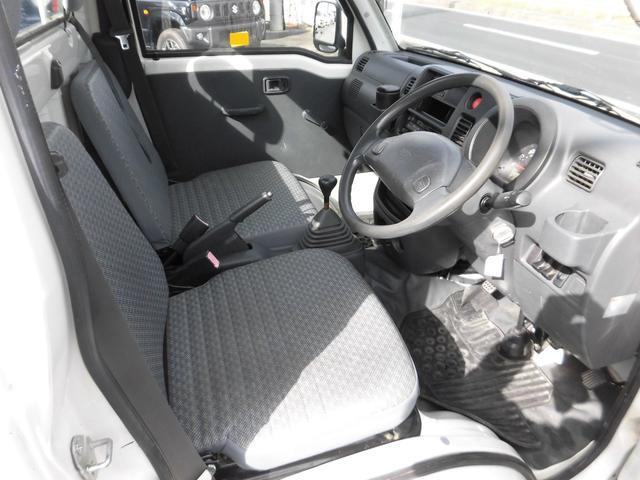 エアコン・パワステ スペシャル 4WD 5速MT(10枚目)