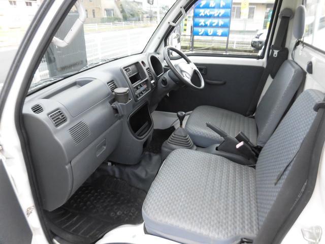 エアコン・パワステ スペシャル 4WD 5速MT(20枚目)