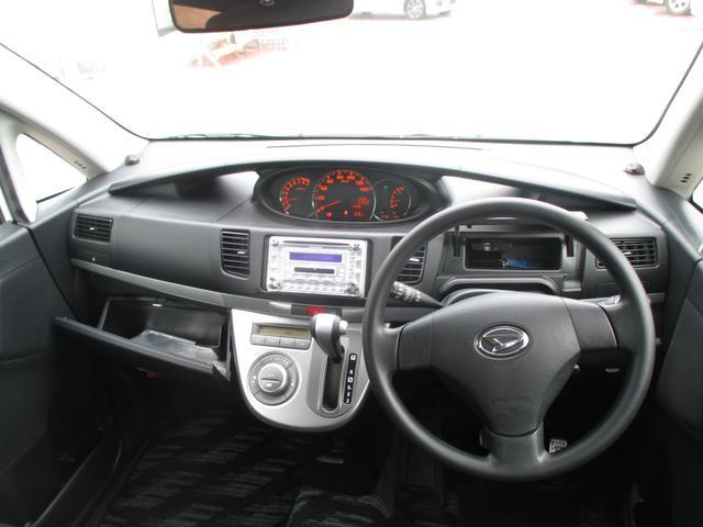 センターメーターでスタイリッシュなデザインの運転席まわりです☆視界も良好で運転しやすいです♪