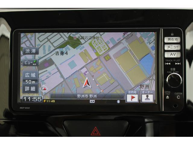 カスタムRS SA ナビ バックカメラ キーフリー キーフリーキー バックカメラナビ テレビ 両側電動スライドドア ターボ ベンチシート(6枚目)