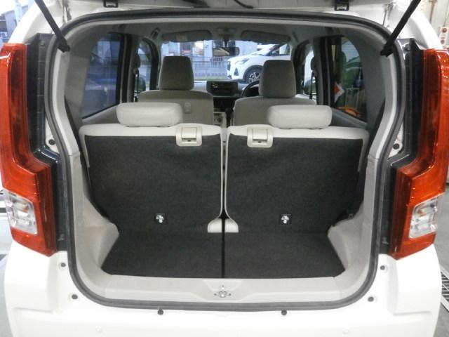 H27年式 走行4.8万kmパールホワイトのムーヴ!安全装備のスマアシもついてますよ!お買い得車です