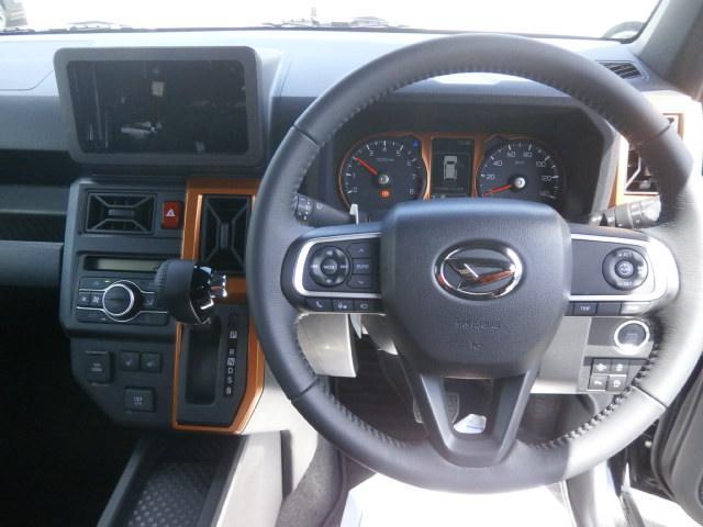 Gターボ 届出済未使用車 スカイルーフトップ 電動Pブレーキ 全車速追従機能ACC装備・ターボエンジン・シートヒーター(3枚目)