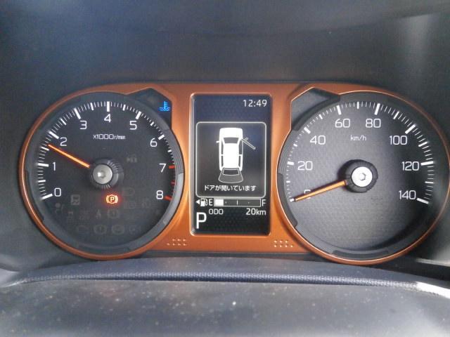Gターボ 届出済未使用車 スカイルーフトップ 電動Pブレーキ 全車速追従機能ACC装備・ターボエンジン・シートヒーター(19枚目)