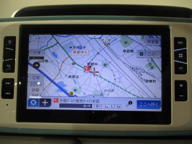 Gメイクアップ SAIII 8インチナビ 全方位カメラ 走行0.3万km ドライブレコーダー・LEDライト・両側電動スライドドア(15枚目)