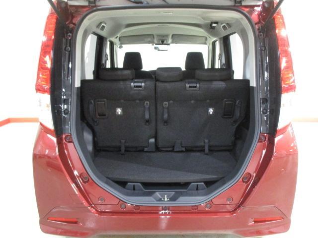 X 登録済未使用車 スマートアシスト 前後コーナーセンサー 両側スライドドア片側電動スライドドア・キーフリーシステム(9枚目)