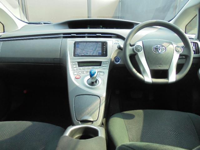 トヨタ プリウス S ワンオーナー  ストラーダーナビTV