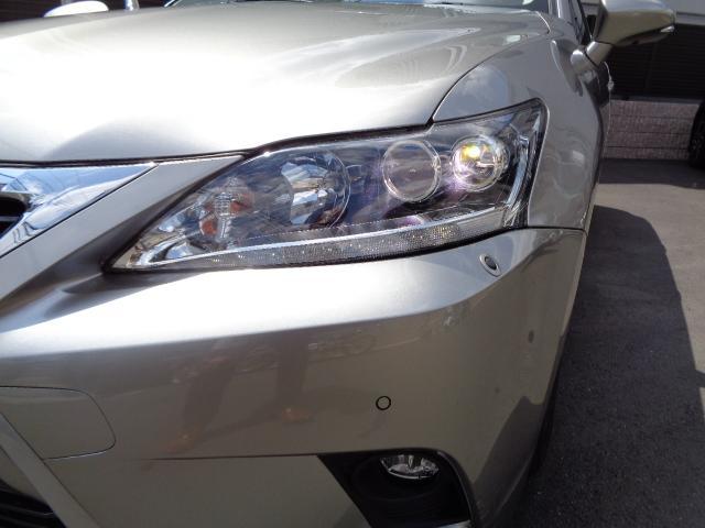 LEDヘッドライト・LEDポジションランプ・前後ソナー・電動ポール