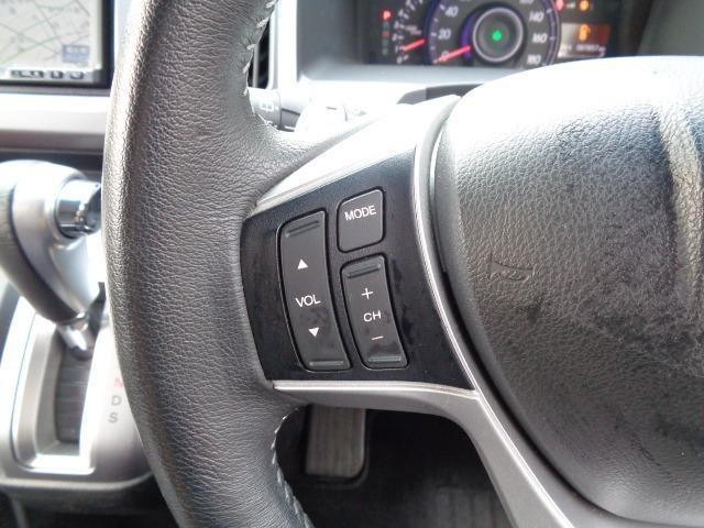 Z クールスピリット ストラーダHDDナビ フルセグTV バックカメラ ETC クルコン HIDヘッドライト 両側電動スライドドア 純正アルミ(19枚目)