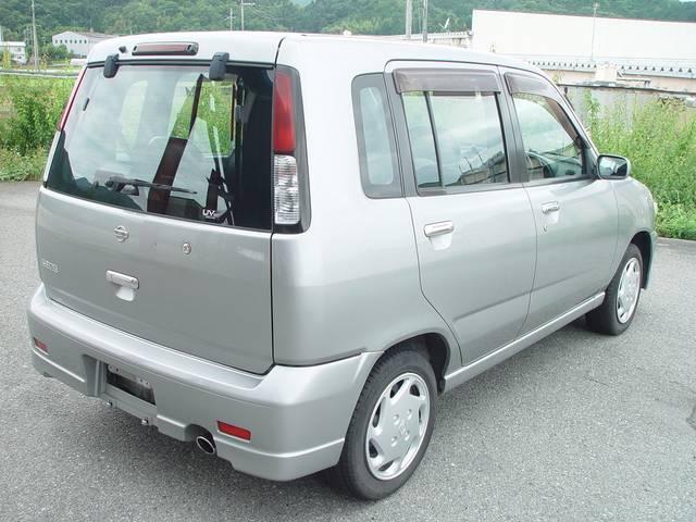「日産」「キューブ」「ミニバン・ワンボックス」「兵庫県」の中古車3