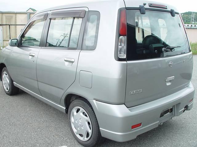「日産」「キューブ」「ミニバン・ワンボックス」「兵庫県」の中古車4