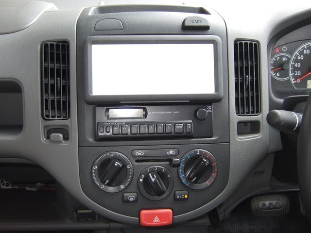 日産 AD VE キーレスエントリーETCドライブレコーダー100W電源