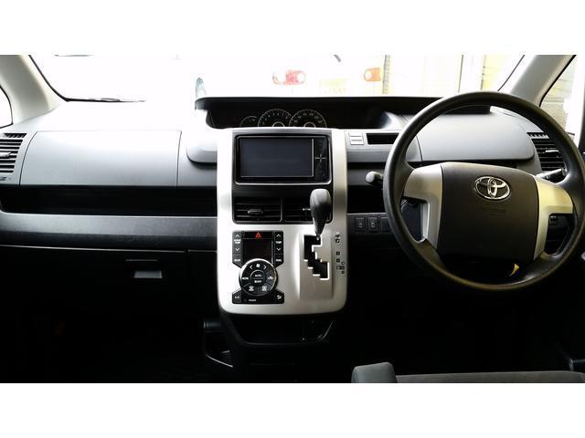 トヨタ ヴォクシー トランス-X 純正地デジナビ Bカメラ 両側電動スライドドア
