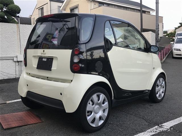 スマート スマート K ベースグレード 軽登録 自社ユーザー買取車
