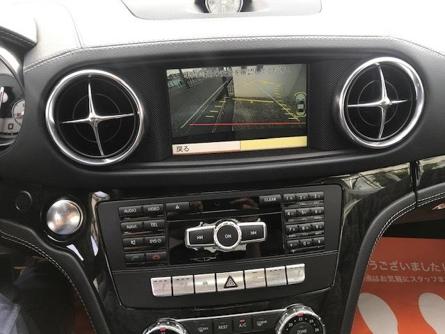 「メルセデスベンツ」「SLクラス」「オープンカー」「大阪府」の中古車7