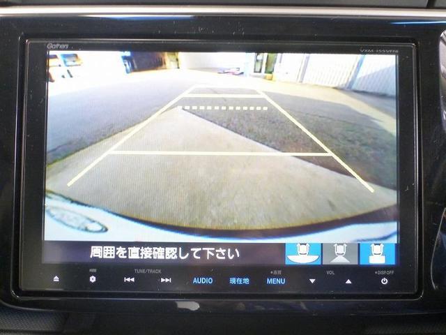 スパーダ ロングラン保証 フルセグ メモリーナビ 後席モニター バックカメラ 衝突被害軽減システム ETC 両側電動スライド LEDヘッドランプ 乗車定員7人 3列シート ワンオーナー アイドリングストップ(12枚目)