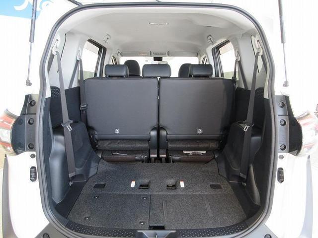 ハイブリッドG クエロ ロングラン保証 フルセグ メモリーナビ DVD再生 衝突被害軽減システム ETC スマートキー 両側電動スライド LEDヘッドランプ 乗車定員7人 3列シート ワンオーナー クルーズコントロール(14枚目)