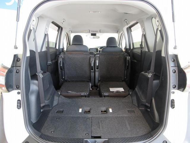 ハイブリッドG クエロ ロングラン保証 フルセグ メモリーナビ DVD再生 衝突被害軽減システム ETC スマートキー 両側電動スライド LEDヘッドランプ 乗車定員7人 3列シート ワンオーナー クルーズコントロール(15枚目)