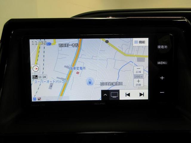 ZS 煌 ディーラー保証・走行距離無制限 タイヤ新品 衝突被害軽減システム ナビ フルセグ DVD再生 ETC 両側電動スライド LEDヘッドランプ 乗車定員8人 3列シート ワンオーナー アイドリングストップ(8枚目)