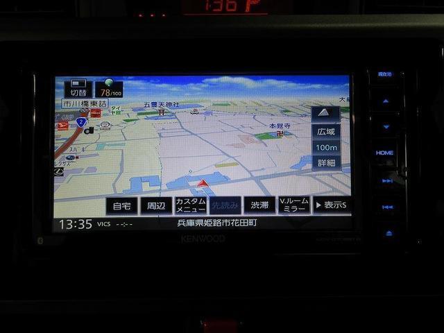 X S ディーラー保証・走行距離無制限 タイヤ新品 サポカーS オートハイビーム Bluetooth接続 ナビ フルセグ バックカメラ 電動スライドドア ワンオーナー アイドリングストップ コーナーセンサー(12枚目)