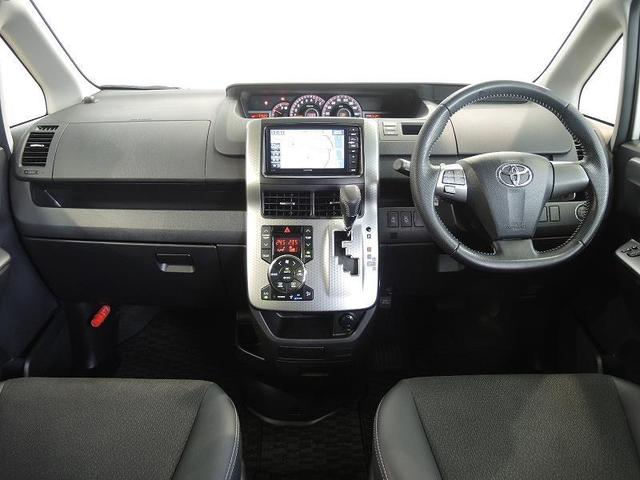 トヨタ ヴォクシー ZS 煌Z SDナビ 両側パワースライドドア 後席モニター