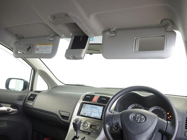 トヨタ オーリス 150X Mパッケージ 純正HDDナビ ワンオーナー