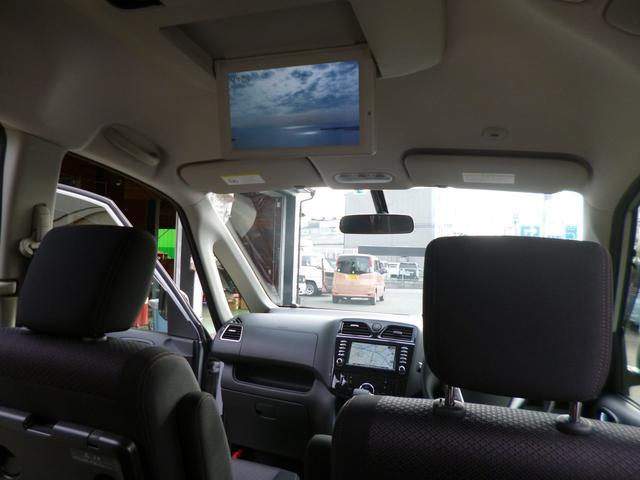 日産 セレナ ハイウェイスターG S-ハイブリッド全周囲カメラ後席モニター